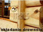Oferta wykonania konstrukcji drewnianych, okładzin z płazów i półbali, pokryć trzcinowych